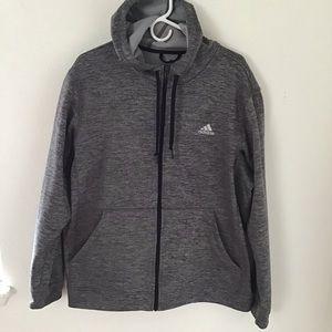 Adidas- climawarm Full Zip Hoodie